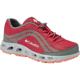 Columbia Drainmaker IV Scarpe Bambino, bright rose/hot coral